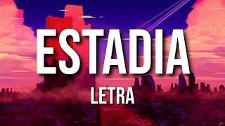 Estadia (LETRA) - Omy De Oro ft Rauw Alejandro