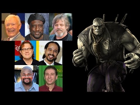 Comparing The Voices  Solomon Grundy