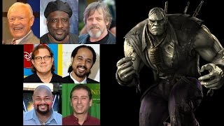Comparing The Voices - Solomon Grundy