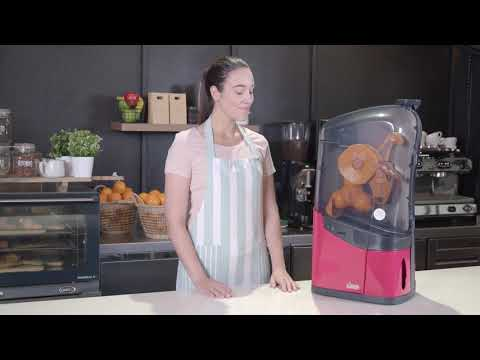Minex Automatic Juicer [Complete Video]