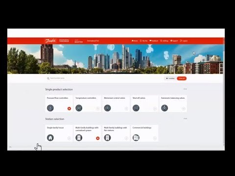 Danfoss Heat Selector webinar: Simple and fast heating application selection