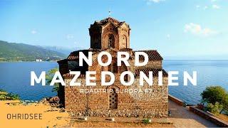 Unser roadtrip durch die balkanländer führt uns in der siebten etappe nach nordmazedonien. wir fahren den wunderschönen ort ohrid - direkt am ohridsee gel...