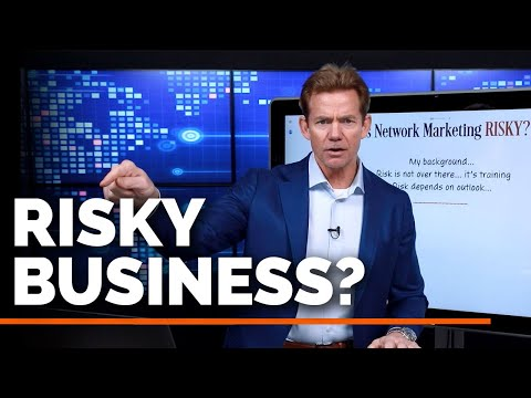 Is Network Marketing Risky?