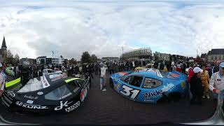 360° tour at the 2018 Zolder Parade with Mauro Trione