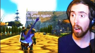 Asmongold World First SCARLET MONASTERY Clear (WoW Classic Beta)