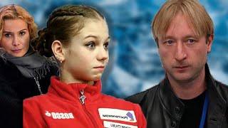 Прекращение работы Александры Трусовой с Плющенко В программе Алены Косторной не видно Ше Линн Бурн