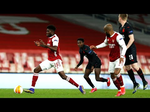 Post-match reaction | Arsenal vs Slavia Prague (1-1) | The Breakdown LIVE