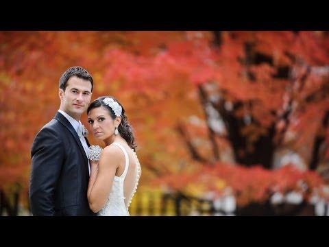 Chicago Wedding Photography Slideshow - Sloane + Aaron!