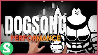 """""""Dogsong"""" from Undertale 