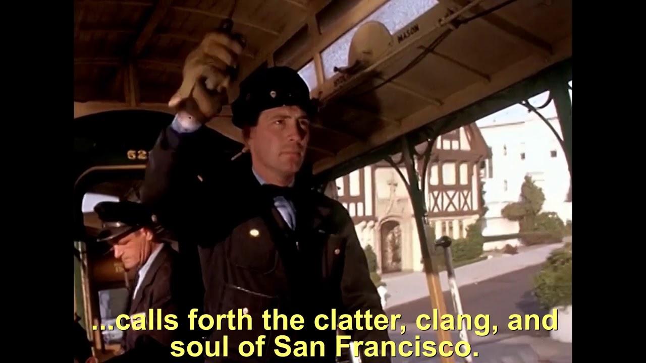 San Francisco Cable Car Rail video thumbnail