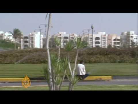 Cairo's rich-poor divide - 4 Oct 09