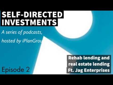 Rehab lending and real estate lending