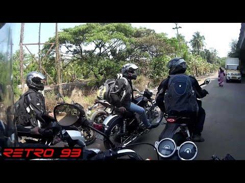 Adventure ride- Bangalore to Kerala