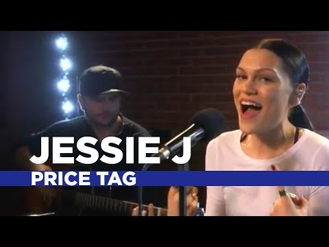Jessie J - Price Tag (Capital Live Session)