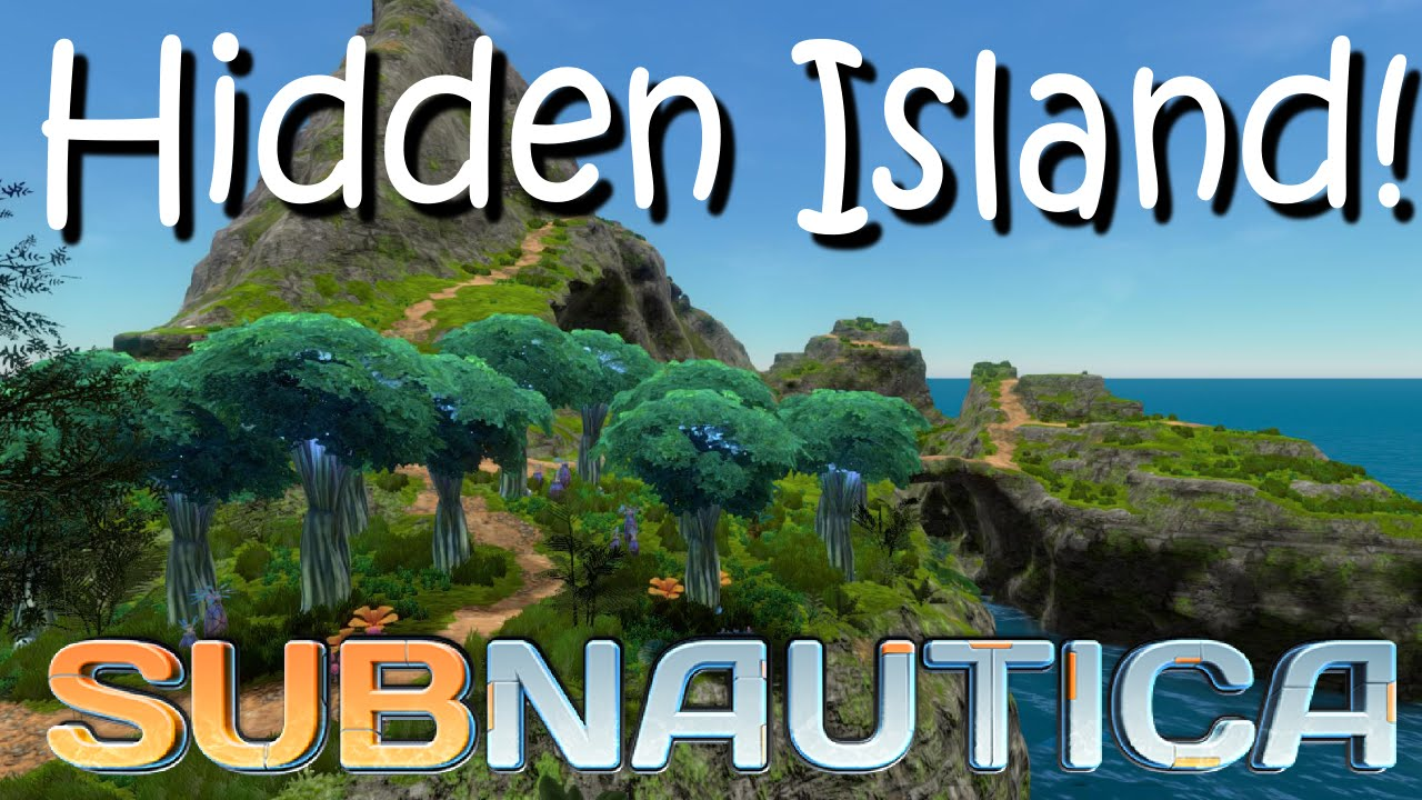 Subnautica Play Ep 09 Hidden Floating Island Base 1080p Pc You