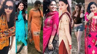 Musically punjabi girls best slowmo tiktok video #2 | tiktok video | tiktok punjab | askofficial