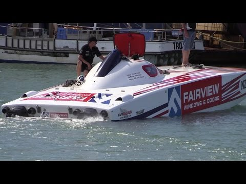 Round 4 , 2016 New Zealand Offshore Powerboat Championship