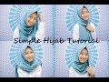 Tutorial Hijab Pashmina Simple Untuk Sehari - hari | Sekar Fitriyani