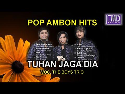 THE BOYS TRIO POP AMBON - TUHAN JAGA DIA [Official Music Video] [HD]#Music