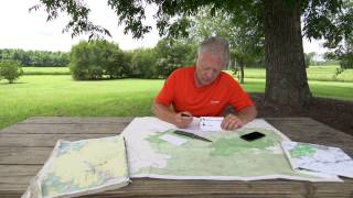 Total Outdoorsman: How to Read a Topographic Map