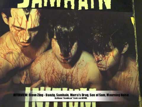 Steve Zing (Danzig, Samhain, Marra's Drug, Son Of Sam, Mourning Noise) Interview On WFMU