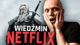 Moja Reakcja na trailer serialu Wiedźmin od Netflix!