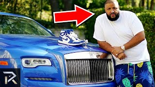 This Is How DJ Khaled Spends His Millions