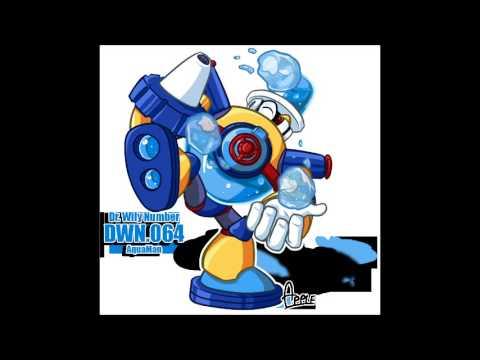 Megaman Anniversary-Aquaman Tecno Remix