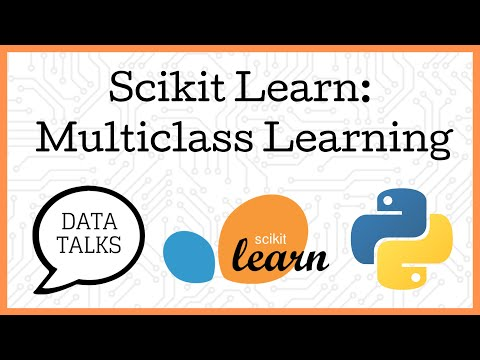Scikit Learn Multiclass Learning - YouTube