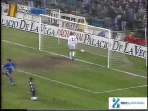 Real Madrid 0 - 3 CD Tenerife - 1/4 de final Copa 93/94