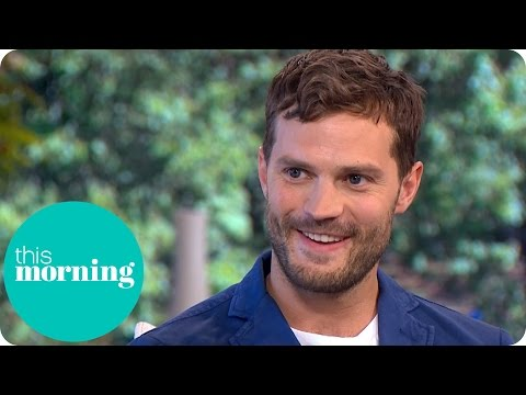 Jamie Dornan Talks Anthropoid, 50 Shades, And The Fall | This Morning