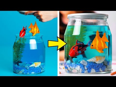 20 FUN AND CREATIVE DIYS WITH SIMPLE THINGS thumbnail