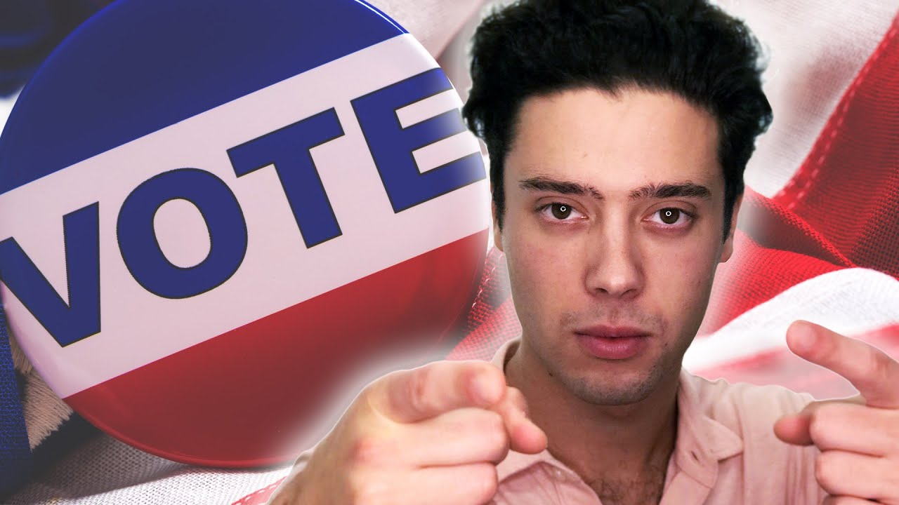 I Registered To Vote For The First Time