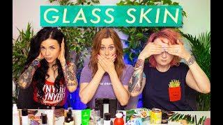Koreański Trend - Glass Skin! Przerabiamy partnerów na gwiazdy K-Pop/K-hip-hop