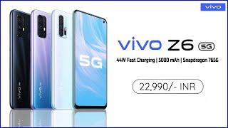 Vivo Z6 5G: First Look & Impressions | Vivo Z6 5G Price, Specs, India Launch Date | Vivo Z6 5G