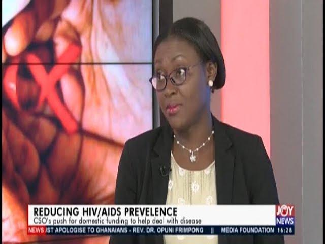 Reducing HIV/AIDS Prevalence - The Pulse on JoyNews (14-5-19)