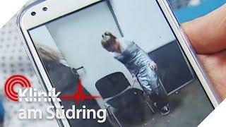 Krasses Mobbing? Alin (17) steckt Schere im Dekolleté! | Klinik am Südring | SAT.1 TV