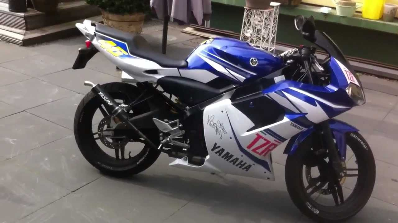 Yamaha Tzr 50 Tuning Story
