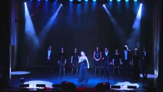 Елена Гуляева и вокальные коллективы СГЮА - На одной земле (Live Concert, April, 2015)