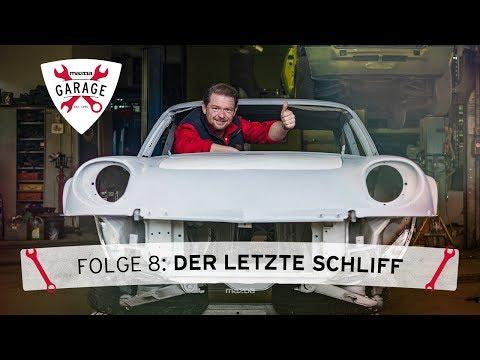 Mazda Garage mit Cyndie & Det: Folge 8 – Der letzte Schliff