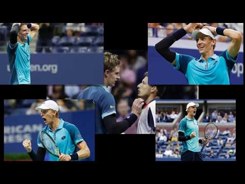 KEVIN ANDERSON CLIMBS INTO FIRST GRAND SLAM FINAL AT US OPEN