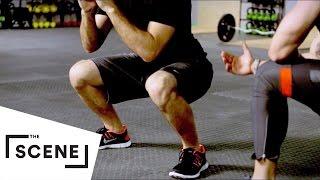 型男絕不能鳥仔腳!超漂亮大腿肌肉這樣練|健身戰鬥營