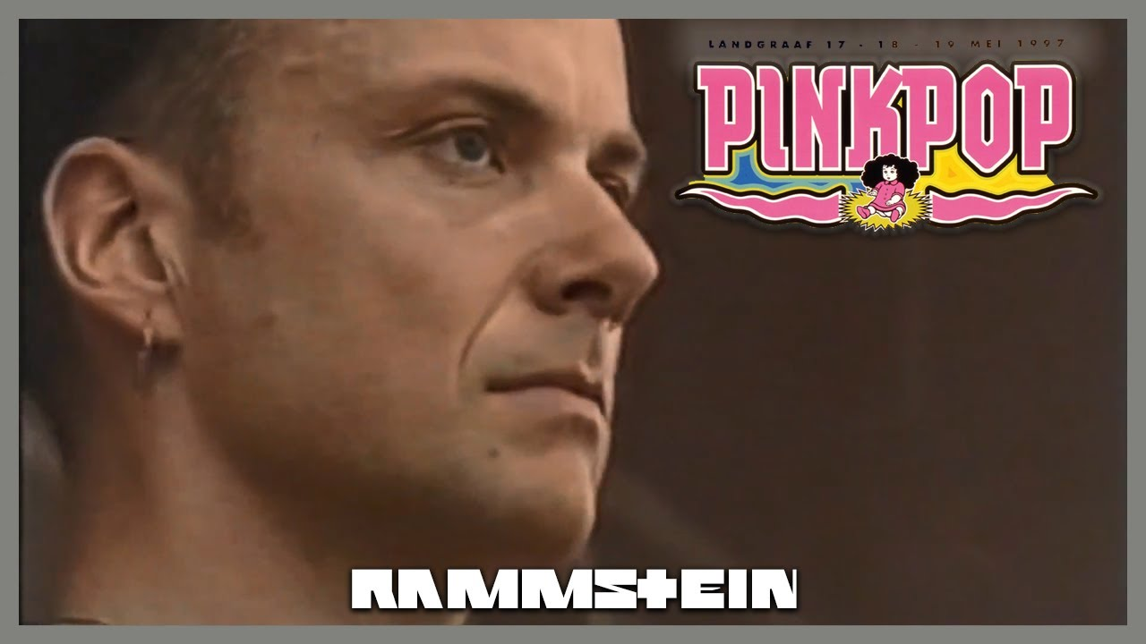 Download Rammstein - LIVE at Pinkpop Festival, Landgraaf 1997.05.18 | [Pro-Shot]