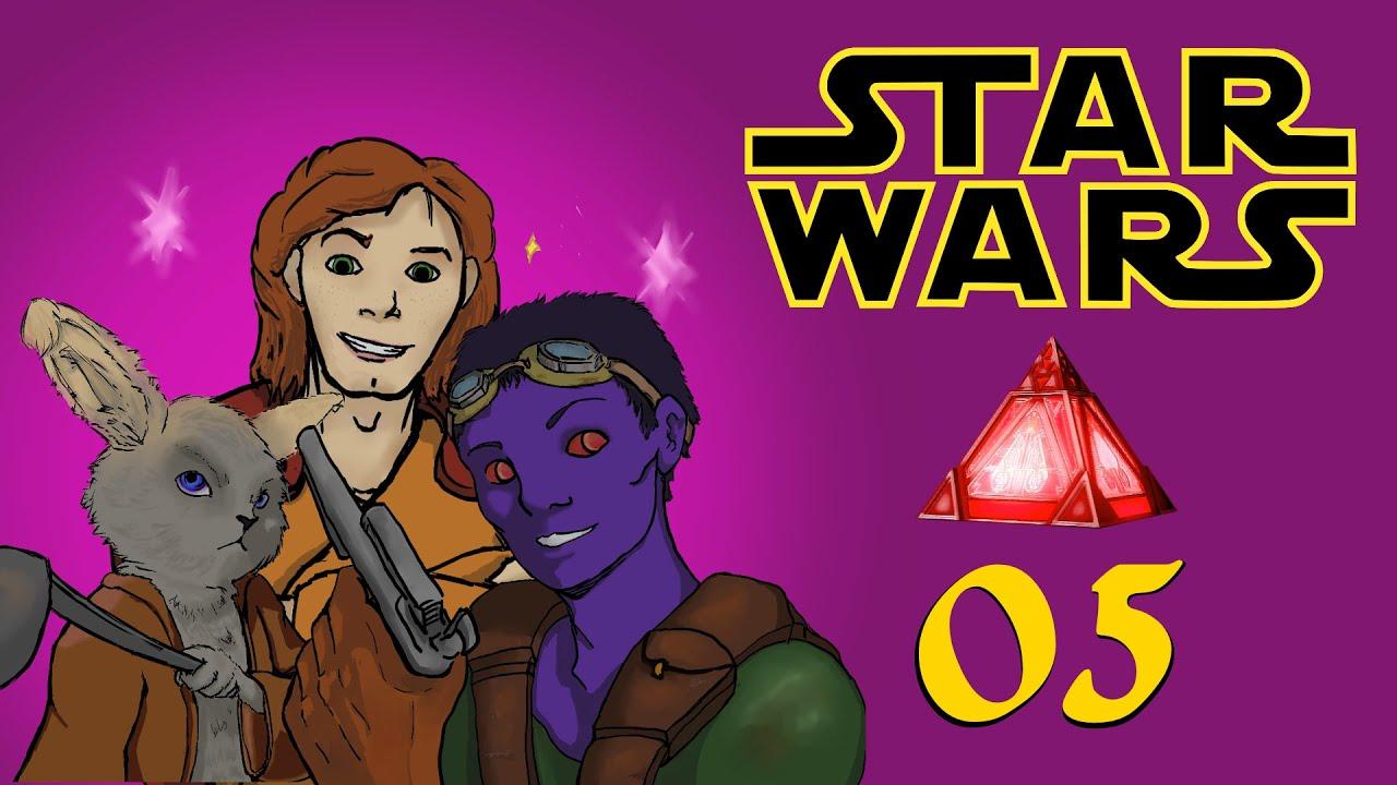 Star Wars 5e - Die Falle Schnappt Zu | Episode 05 | Die W20 Show