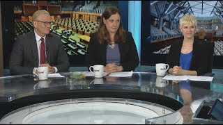 Journalists round up year in politics