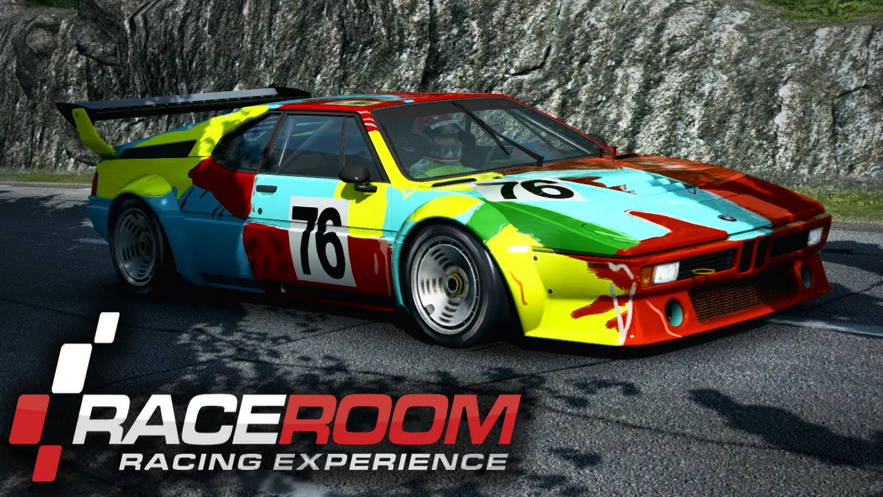 BMW M1 Procar | Raceroom Racing Experience [FULL HD] [GER] Lakeville Hillclimb