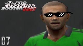 PES 2007 - CHAPADOS FC - SEMI-FINAL DA COPA! - 07