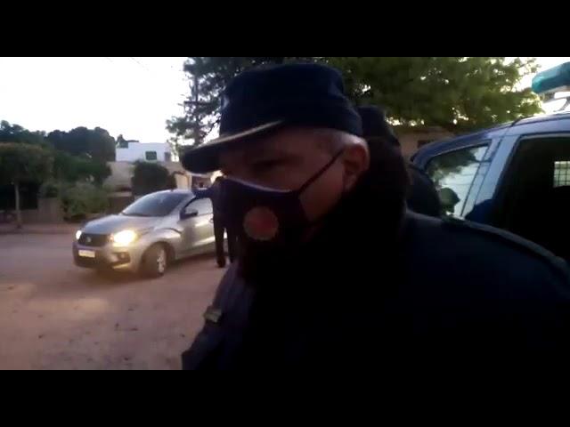 Un hombre acuchillo a sus hijos en Capilla del Monte