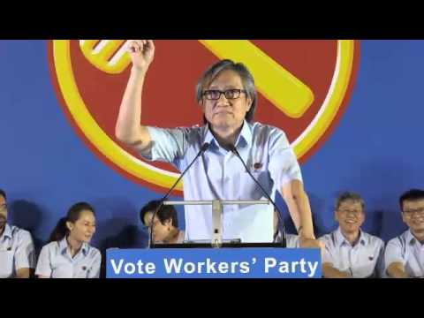 General Elections 2015 - 02.09.2015 - Chen Show Mao