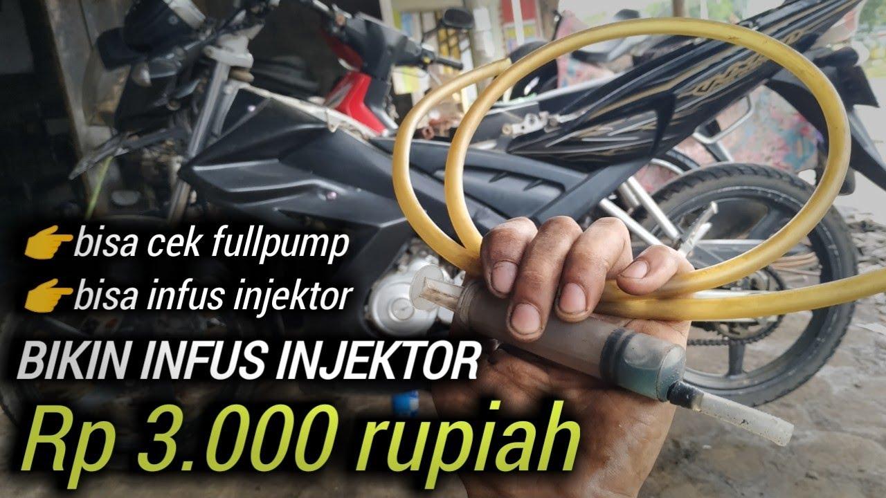 Alat Infus Injeksi Rp 3000 Rupiah Bisa Cek Fullpump Bisa Infus Injeksi Membersihkan Injektor Youtube